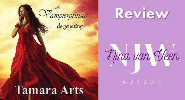 De Vampierprinses – Categorie Fantasy Boekrecensie